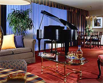 The Piano Suite at the Colonnade Hotel